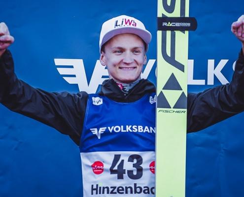 Daniel Huber Hinzenbach